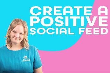 WS; positive social feed