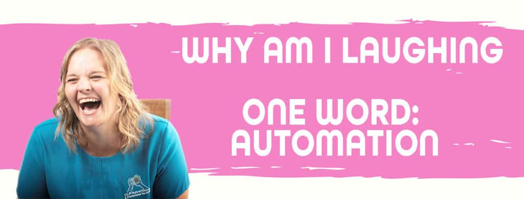 Start automating your business