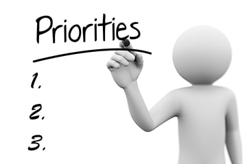 Productivity Tips - Prioritise